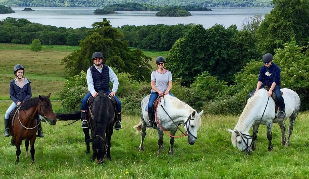 HORSE RIDING IN KILLARNEY
